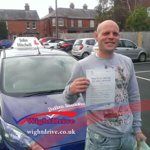 daniel-stevens--driving-test-pass-2014-with-john-mitchell-isle-of-wight-driving-instructor
