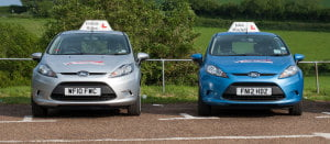 john-mitchell-graham-walton-isle-of-wight-driving-instructors-cars