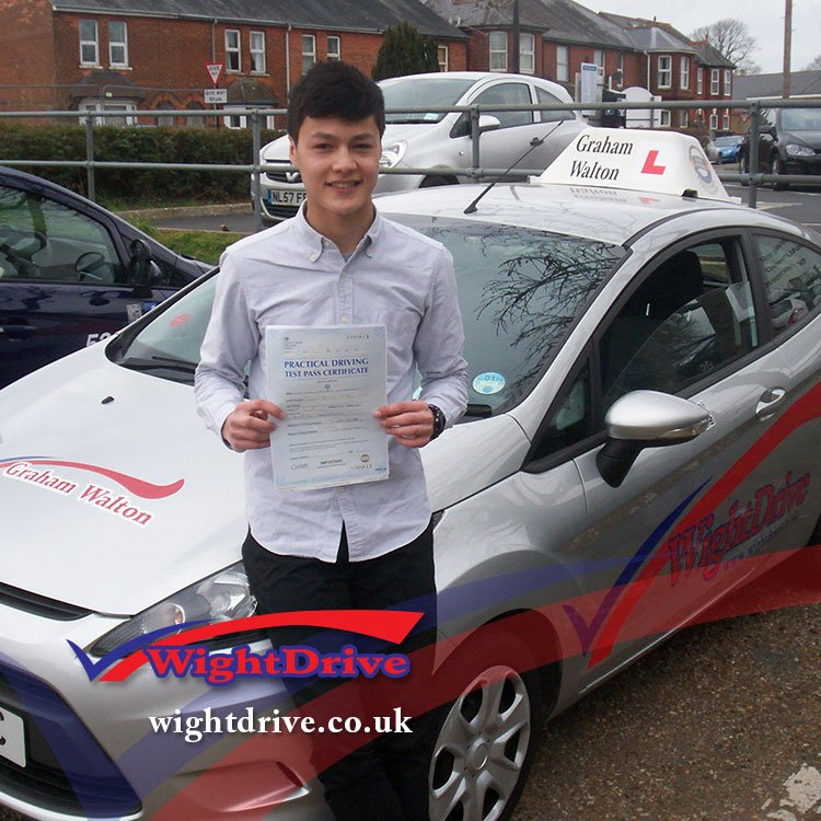 kit-marfleet-2015-with-graham-walton-isle-of-wight-driving-instructor